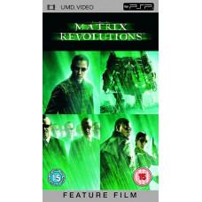 Matrix Revolutions [UMD Mini for PSP] [2003]- Pre-owned