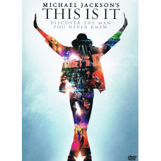 Michael Jackson's This Is It [Blu-ray] [2010] - Pre-owned