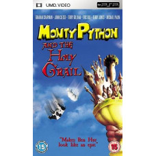 Monty Python And The Holy Grail [UMD Mini for PSP] [1974]- Pre-owned