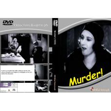 Murder DVD standard edition hddvdrevived