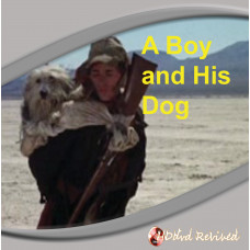 A Boy and His Dog - 1975 (VCD) - UK Seller