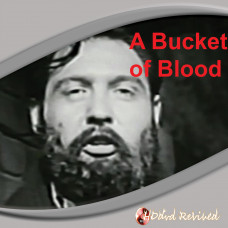A Bucket of Blood - 1959 (VCD) - UK Seller
