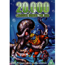 20,000 Leagues Under the Sea (DVD) - Pre-owned - UK Seller