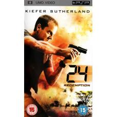 24 Redemption (UMD Mini for PSP) - Pre-owned - UK Seller