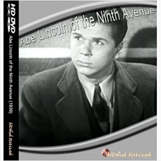 Abe Lincoln of the Ninth Avenue HDDVD (HiDefinition remastered) HDDVD revived