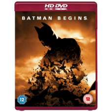 Batman Begins [HD DVD]- Pre-owned