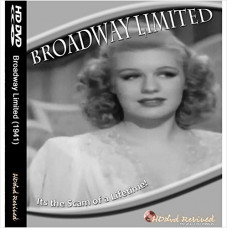 Broadway Limited (1941) - HDDVD