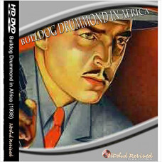 Bulldog Drummond in Africa (1938) HDDVD (HiDefinition Edition) HD DVD