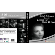 Cheers for Miss Bishop (1941) - HDDVD Hi definition hddvdrevived