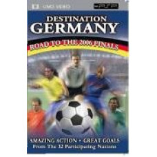 Destination Germany - Road to the 2006 Finals [UMD Mini for PSP]- Pre-owned