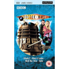 Dr Who - Series 1 Vol 2 [UMD Mini for PSP] [2005]- Pre-owned