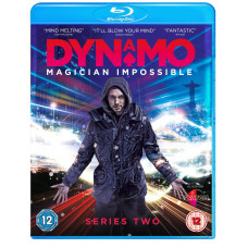 Dynamo: Magician Impossible - Series 2 [Blu-ray] [2012]- Pre-owned