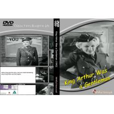King arthur was a gentleman DVD standard edition hddvdrevived