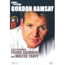 Kings of Kitchen : Gordon Ramsey (DVD) - Pre-Owned