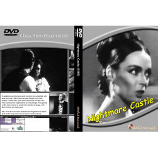 Nightmare castle DVD standard edition hddvdrevived