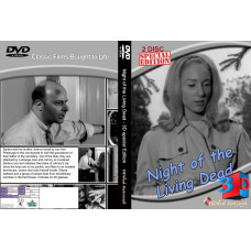 Night of the living dead DVD 3D special edition hddvdrevived