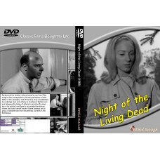 Night of the living dead DVD standard edition hddvdrevived