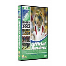 Rugby World Cup - Official Review 2003 - England [DVD] - Pre-owned