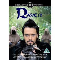Raven - DVD Interactive Game [Interactive DVD]- Pre-owned