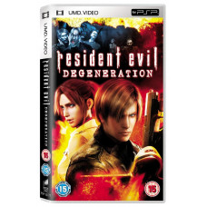 Resident Evil: Degeneration [UMD Mini for PSP]- Pre-owned