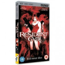 Resident Evil [UMD Mini for PSP]- Pre-owned
