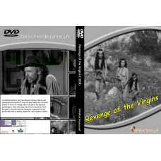 Revenge of the virgins DVD standard edition hddvdrevived