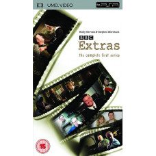 Ricky Gervais' Extras (Episodes 1-6) [UMD Mini for PSP]- Pre-owned