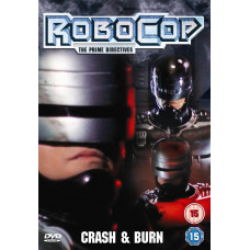 Robocop - Crash & Burn [DVD]- Pre-owned