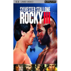 Rocky III [UMD Mini for PSP]- Pre-owned