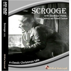 Scrooge (1935) HDDVD (HiDefinition Edition) hddvdrevived