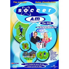 Soccer Am: The Top Ten Goals Of All Time [DVD]- Pre-owned