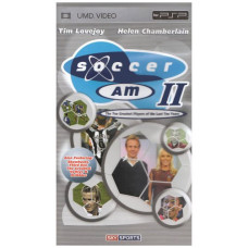 Soccer Am: 2 - The Ten Greatest Players Of The Last Ten Years [UMD Mini for PSP]- Pre-owned