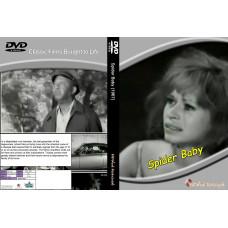 Spider baby DVD standard edition hddvdrevived