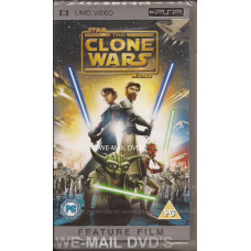 Star Wars: Clone Wars [UMD Mini for PSP]- Pre-owned