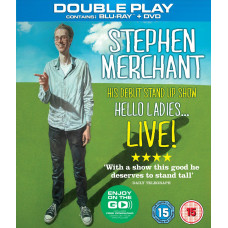 Stephen Merchant Live - Hello Ladies [Blu-ray]- Pre-owned