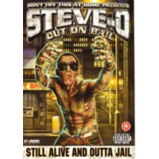 Steve-O - Out On Bail [2003] [DVD]- Pre-owned