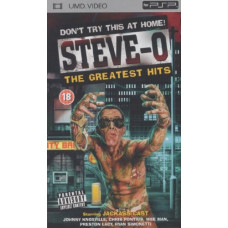 Steve-O - The Greatest Hits [UMD Mini for PSP] -Pre-owned