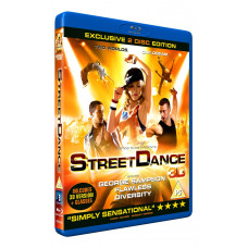 Street Dance (Blu Ray)- Pre-owned
