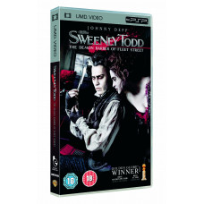 Sweeney Todd - The Demon Barber of Fleet Street [UMD Mini for PSP]- Pre-owned