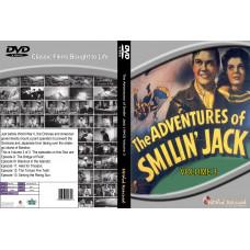 The Adventures of Smilin' Jack (1943) - Volume 3 - Standard DVD edition hddvdrevived.com
