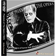 The Phantom of the Opera (1925) hddvdrevived (HDDVD)- Pre-owned