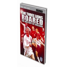 Three Lions Roared: The History Of England [UMD Mini for PSP]- Pre-owned