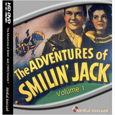 The Adventures of Smilin' Jack (1943) - Volume 1 - HDDVD (HiDefinition) HDDVD revived