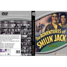 The Adventures of Smilin' Jack (1943) - Volume 1 -Standard DVD edition hddvdrevived.com
