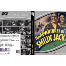 The Adventures of Smilin' Jack (1943) - Volume 2 -Standard DVD edition hddvdrevived.com
