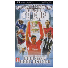 The Best Goals Of The Fa Cup: 2005/2006 [UMD Mini for PSP]- Pre-owned