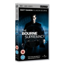 The Bourne Supremacy [UMD Mini for PSP]- Pre-owned