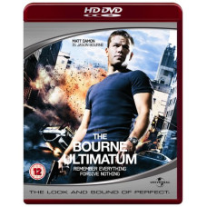 The Bourne Ultimatum [HD DVD]- Pre-owned
