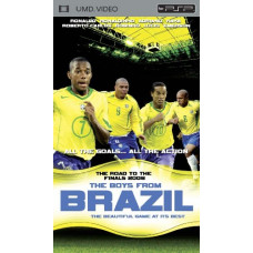 The Boys From Brazil [UMD Mini for PSP][2006]- Pre-owned
