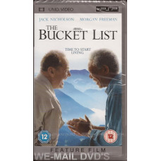 The Bucket List [UMD Mini for PSP]- Pre-owned